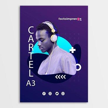 CARTEL A3