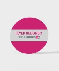 flyer redondo
